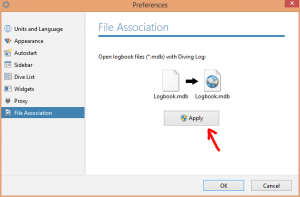 Register the Touch Downloader
