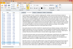 Enable Rich Text to use formattings
