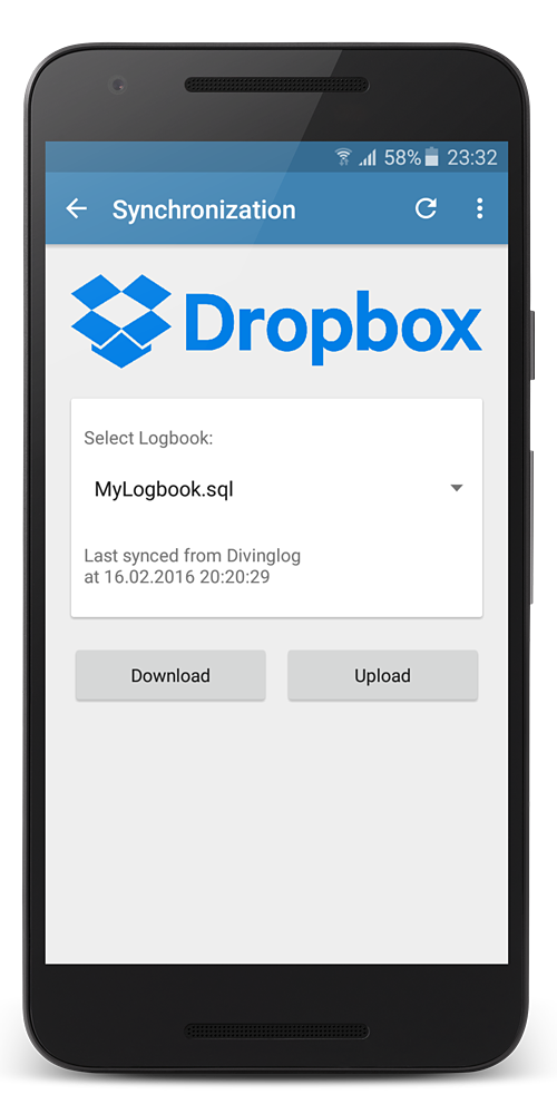 dropbox app for android tablet download